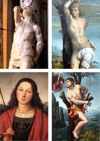 Святой Себастьян в 16 веке